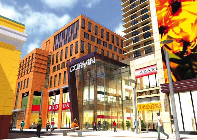 Corvin Bevásárlóközpont