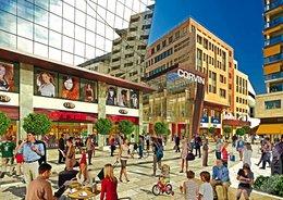 Corvin Bevásárlóközpont - üzlet budapest