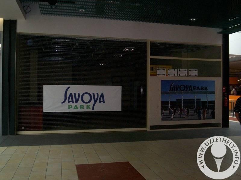 Savoya Park Bevásárlóközpont