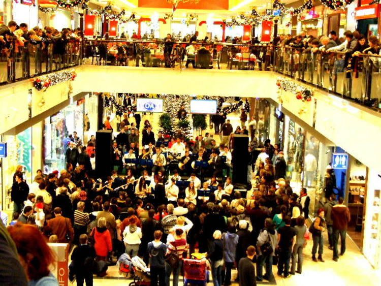 Árkád Bevásárlóközpont Győr