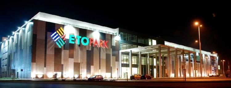 ETO Park Élményközpont