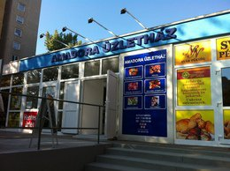 BKS Üzletház - eladó üzlet