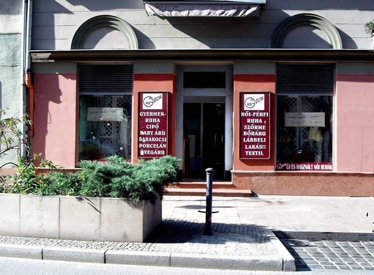 kiadó üzlethely, üzlethely kiadó AREX fm - Budapest, Király utca 52